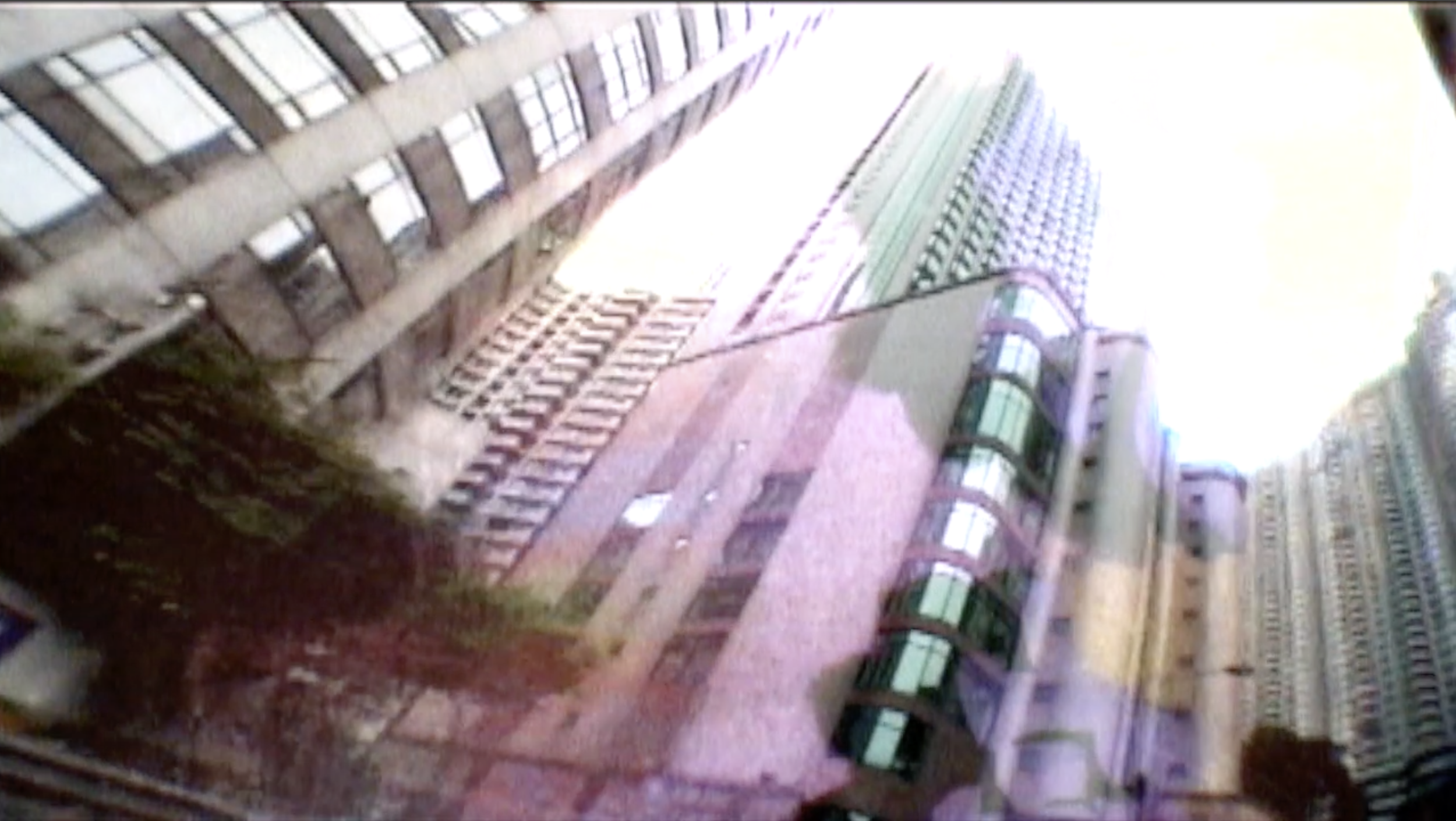 And Counting  (2001), video still, courtesy of the artist