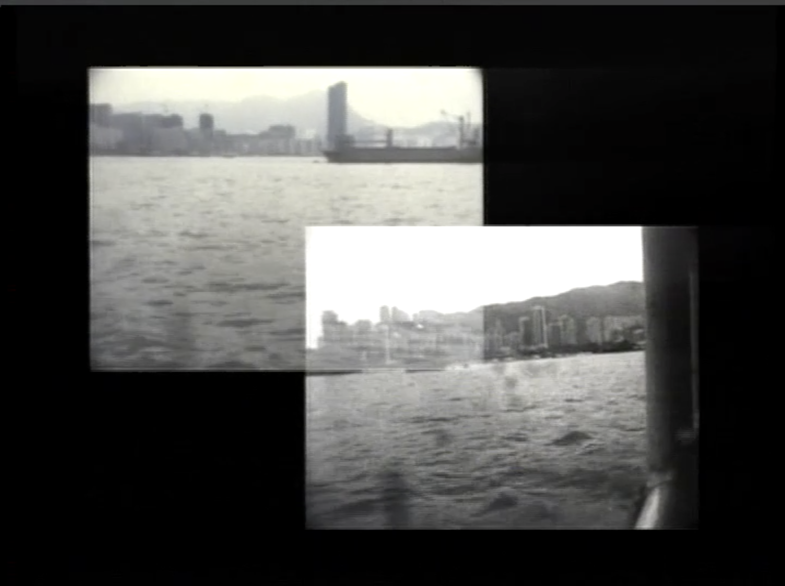 Goodbye  (2006), video still, courtesy of the artist, special thanks to  Videotage