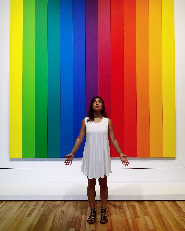Form into Spirit     Multicolored Me