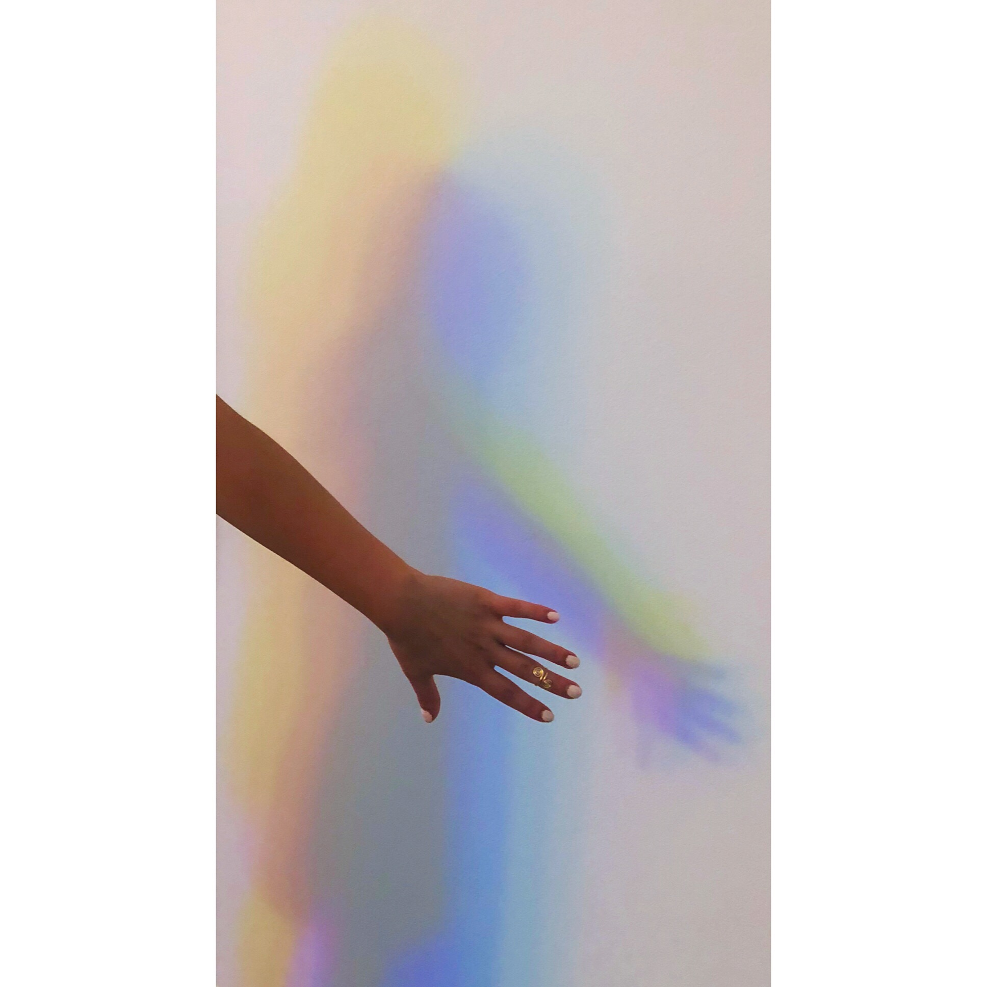 """Form into Spirit     Multicolored Me  (feat. the Pretty Bull """"Infinity"""" (Ring)."""