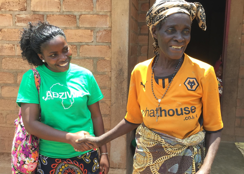 Kenya - Grace Mwangi