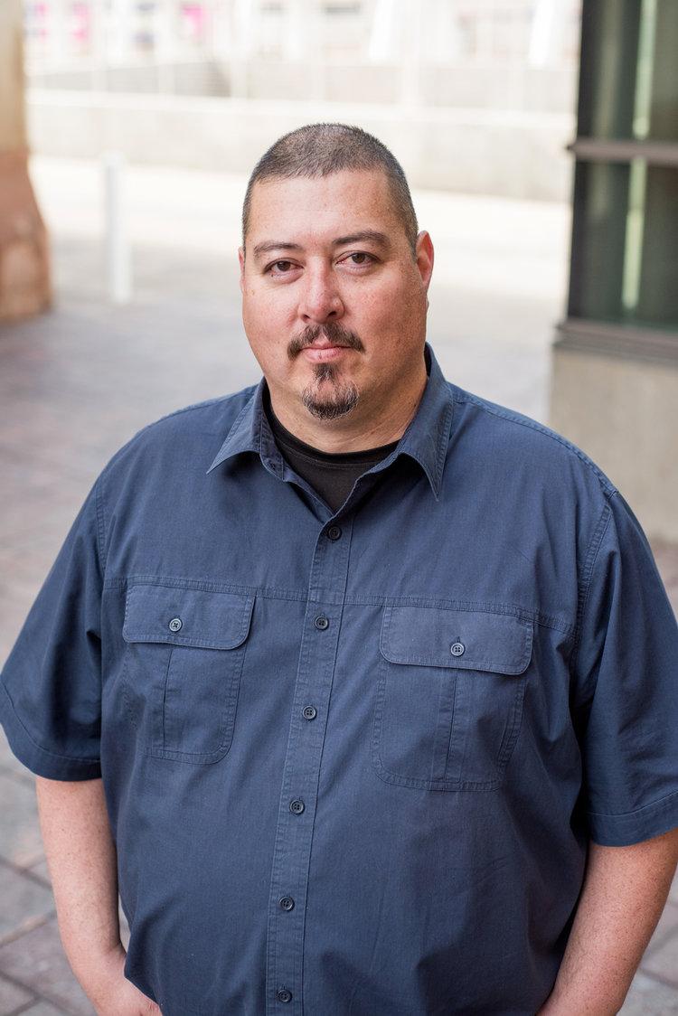 Jerry Sandoval - Superintendent