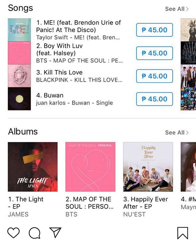 "Congrats to our client @jamesjhl! His solo project #thelightep is #1 on #itunes in Singapore and #2 in the Philippines!👑 Did we mention his #nekoxjames track ""MAD"" with @nekoswe releases tomorrow?😎 Pre-save on Spotify with the link in our bio!🤘 . . . #singaporemusic #philippines @universalmusg @universalmusicgroup @universalmusicmalaysia #newmusicalert #newmusicfriday"