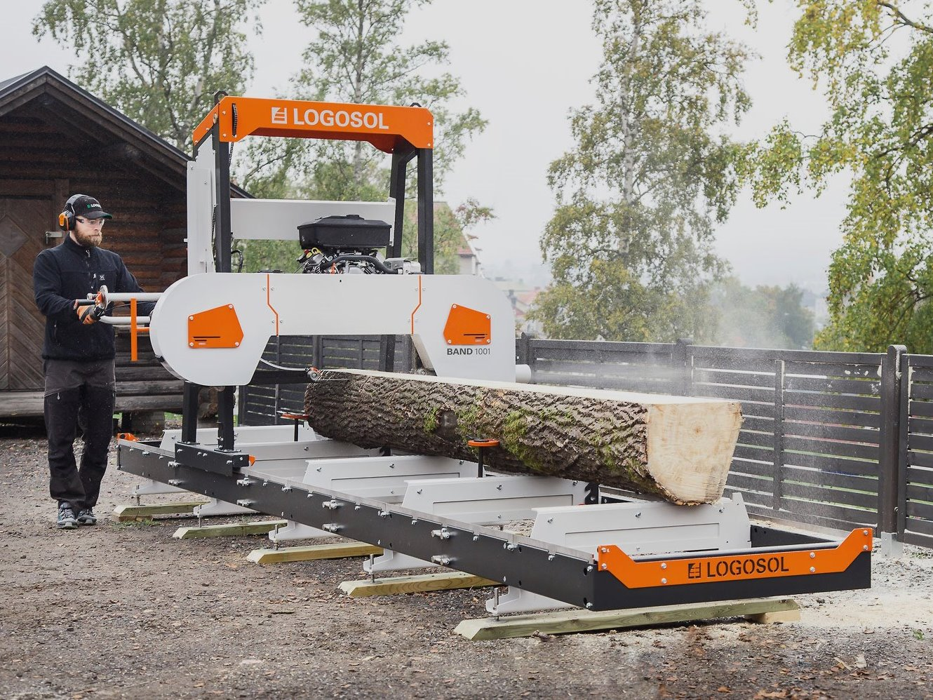Band Sawmills -