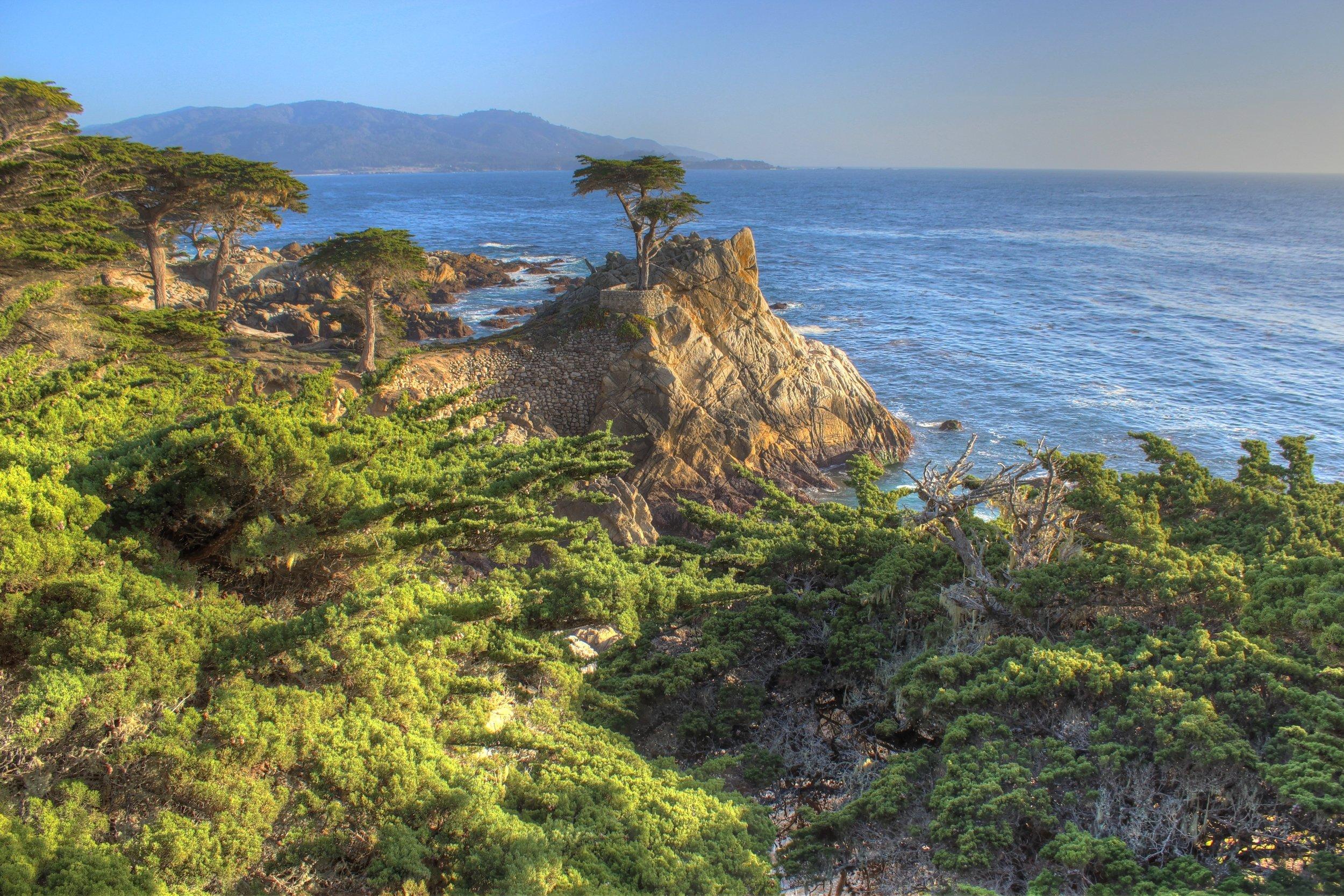 Del Monte Forest, Pebble Beach, Monterey Co. CA