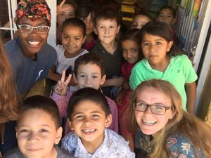 Bekah Beck   Bekah is a devoted follower of Christ and member of The Wesley. After serving on the Mexico Mission team, she reflects on the embodiment of joy as both gift and evangelistic. Bekah is a true blessing to our community and the Church.