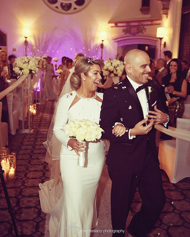 Claire + Peter said I do! . . . . #rickyrestianophotography #rickyrestiano#weddingphotographer#westchesterweddings #nywedding#photography #photoshoot#photographer #photo #bride #brides #groom#love #photooftheday#weddinginspiration #strictlyweddings #weddingdream #weddingdiary