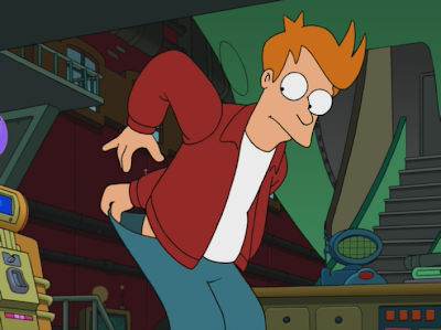 """Leela, I had  worms ! I had to find out who you really loved, me or them."" - Futurama, Parasites Lost."