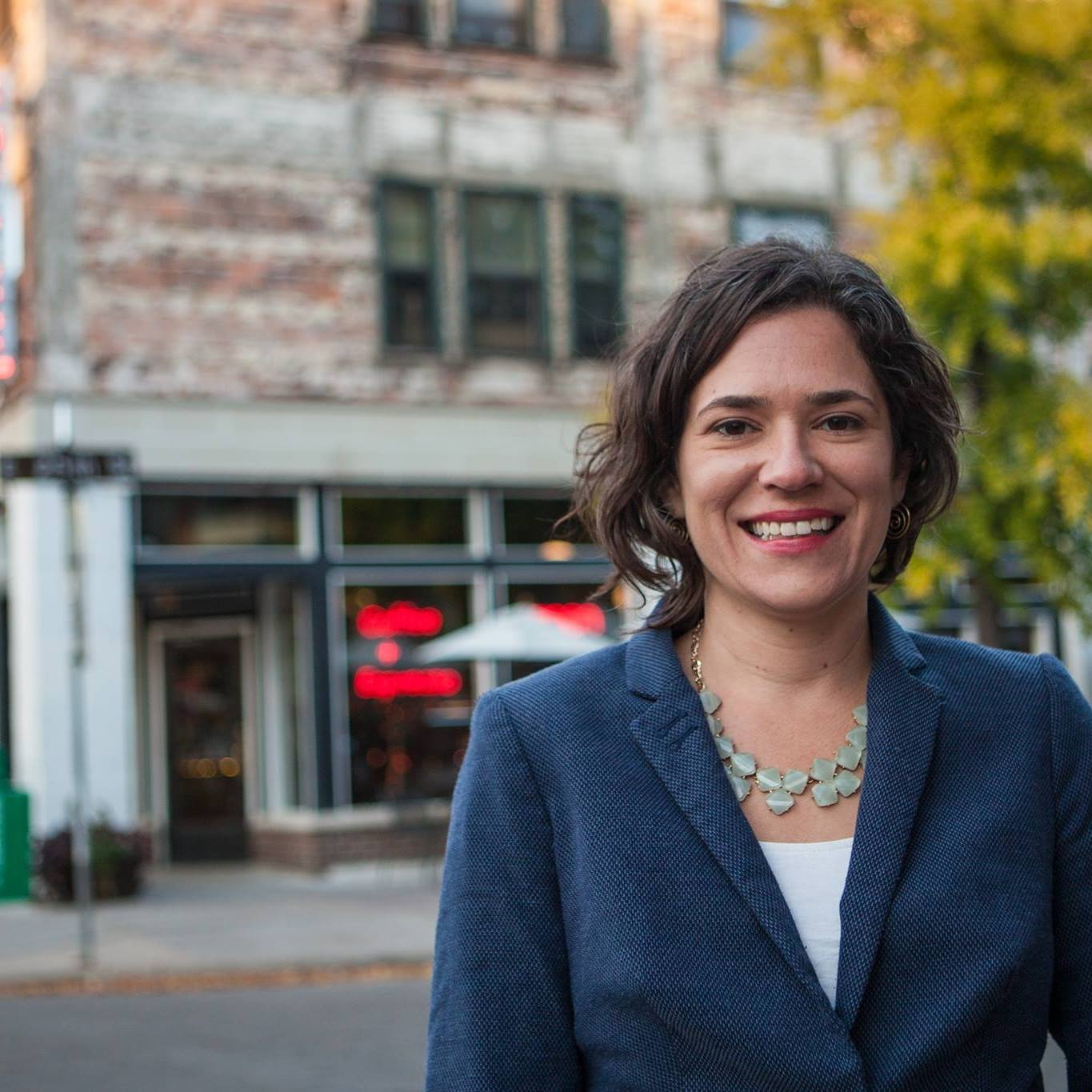 Lisa Bender, Pres, Mpls City Council