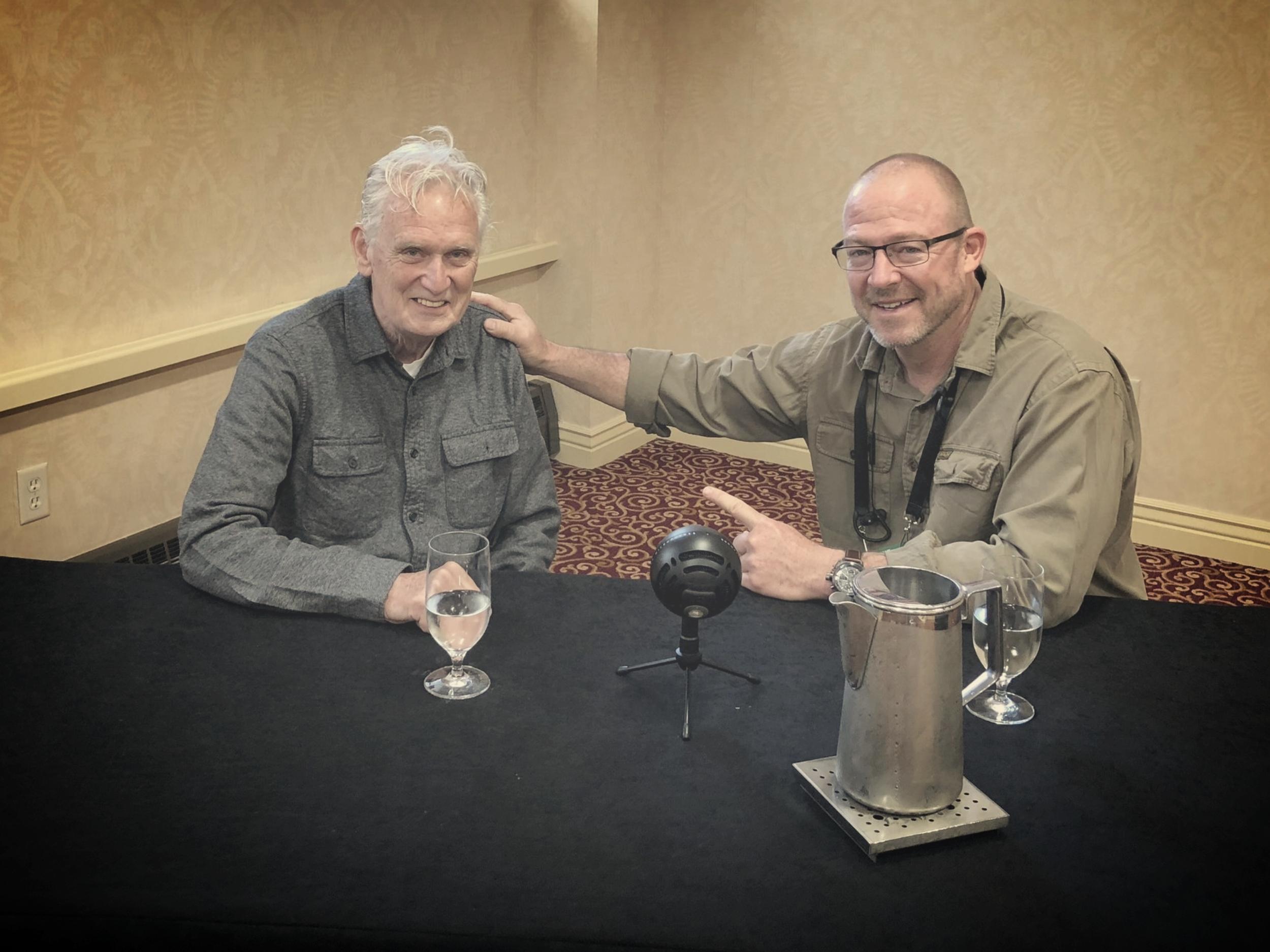 Gary T. Cole and Ryan Blake