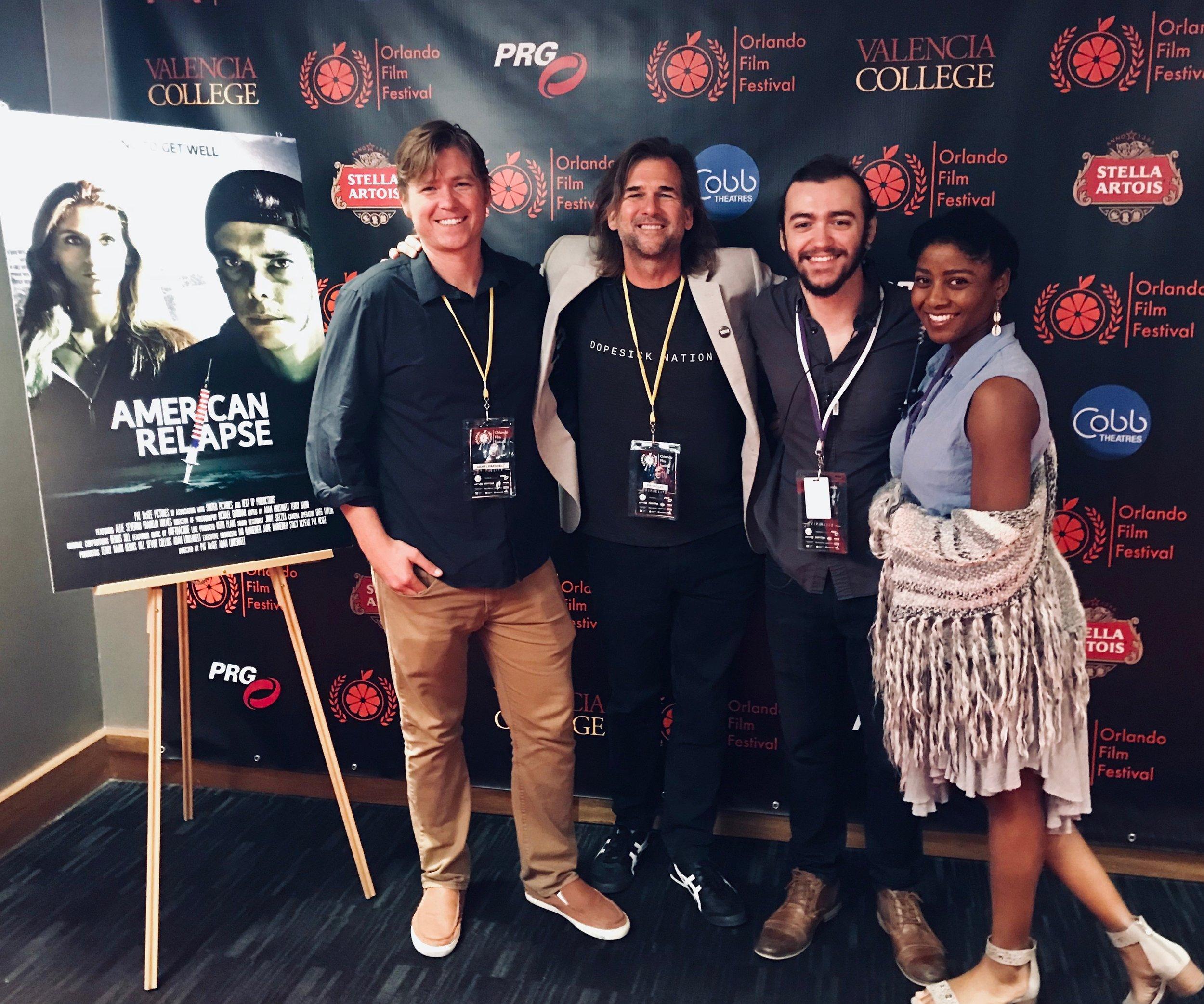 2018 ORLANDO FILM FESTIVAL