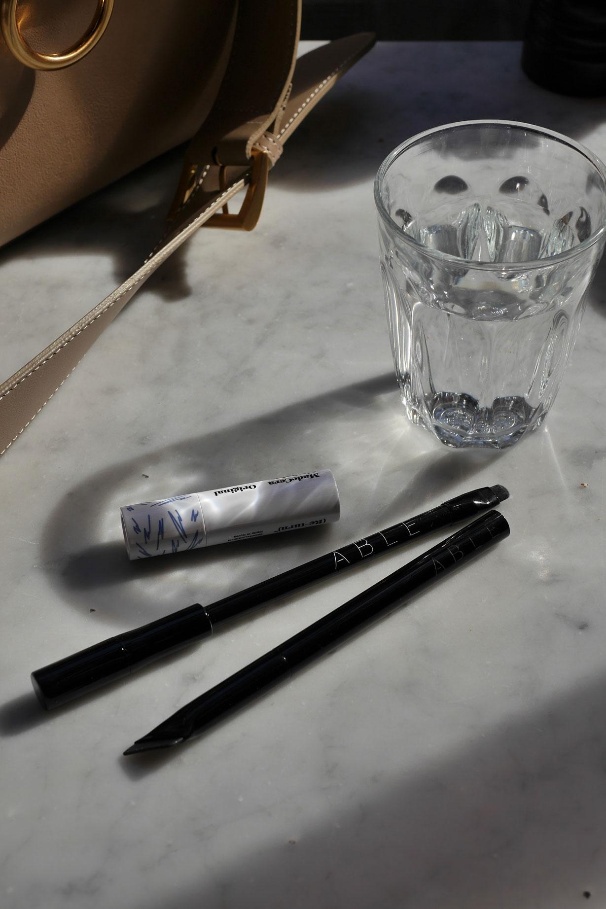 Eyeliner ~ Able Cosmetics, *gift