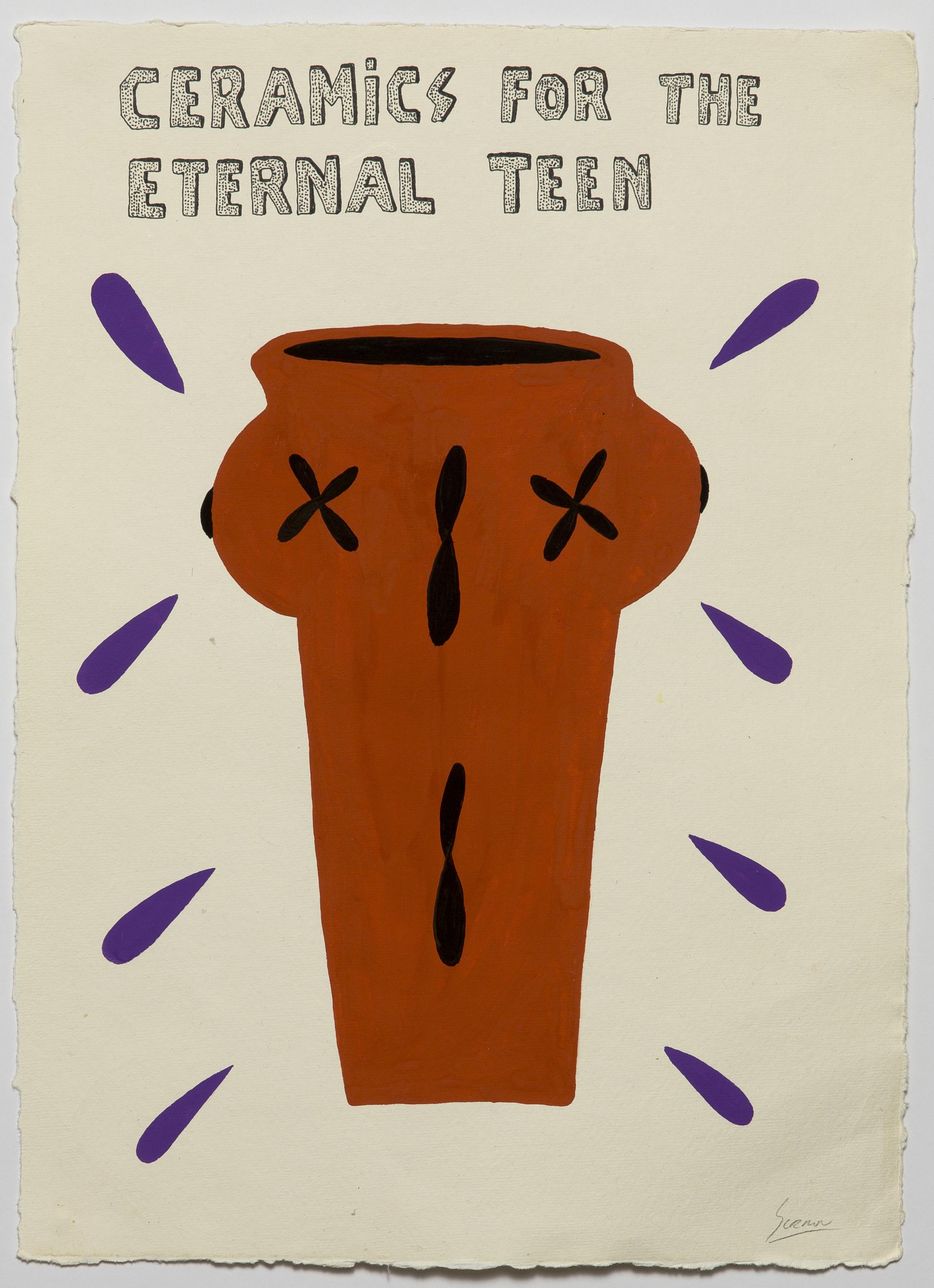 Ceramics For The Eternal Teen