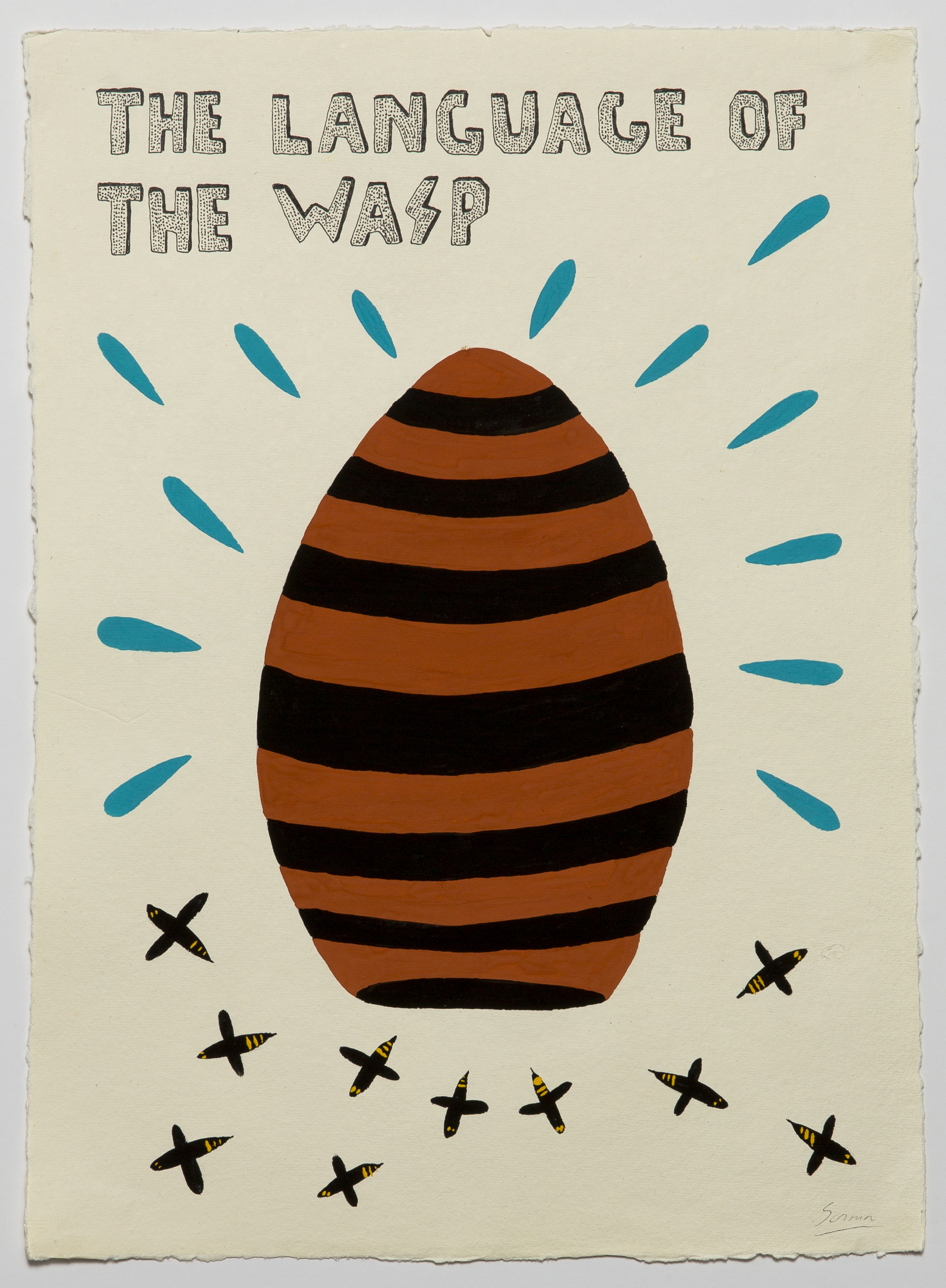 The Language of The Wasp
