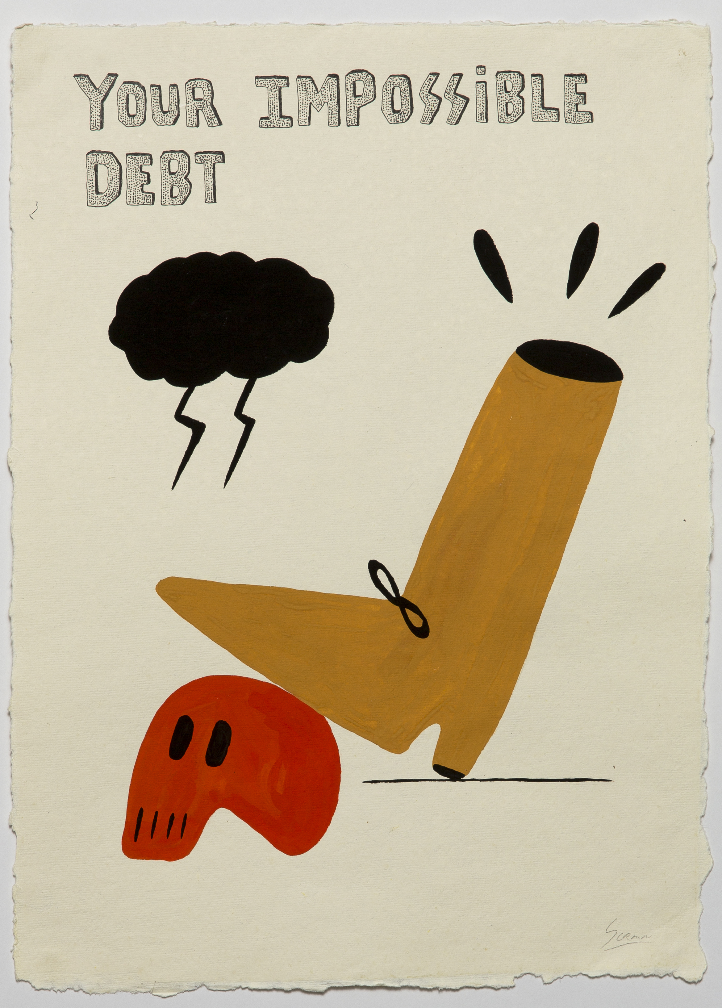 Your Impossible Debt