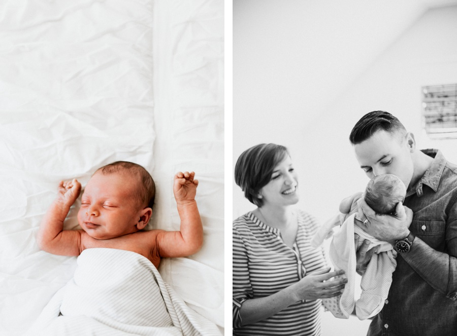 Meeting Baby Loden // The Schaefer Family- Kandis Marino Photography©