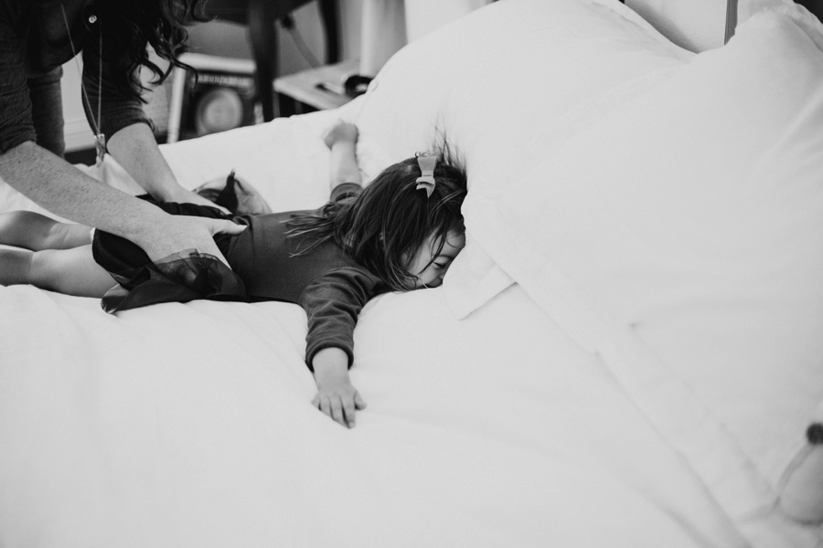 The Vargas Family // In Home Maternity Sessoin- Kandis Marino Photography©