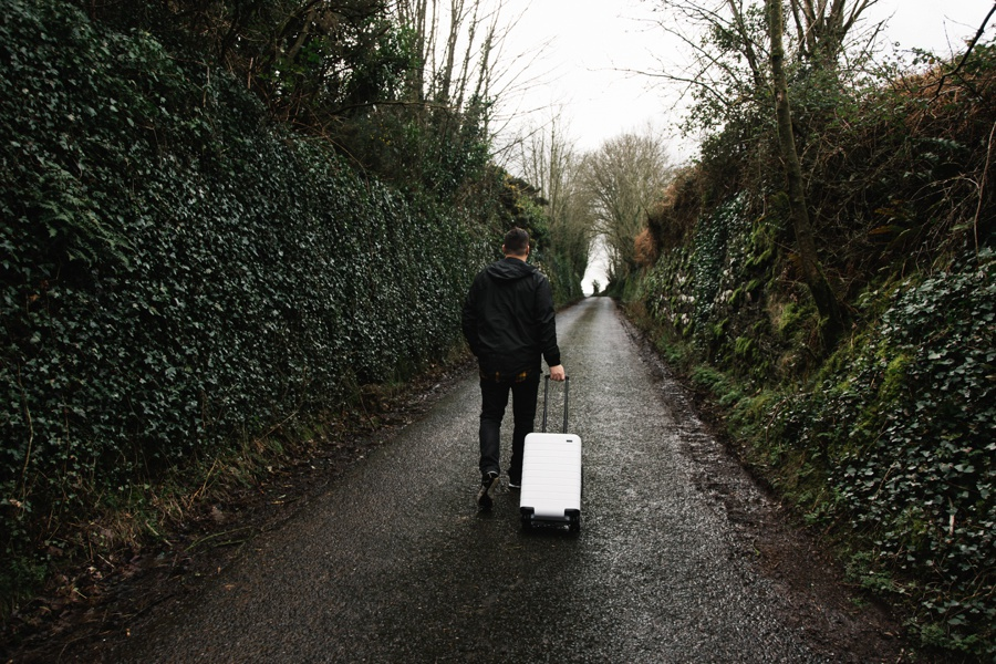 #TravelAWAY In Ireland // AWAY Luggage - Kandis Marino Photography© - Lifestyle Travel Photographer