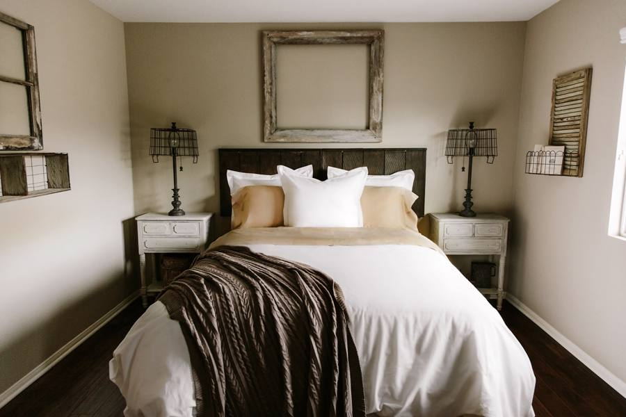 BOLL & BRANCH // SWOON FOR DUNE <br/> FULL BED LOOK