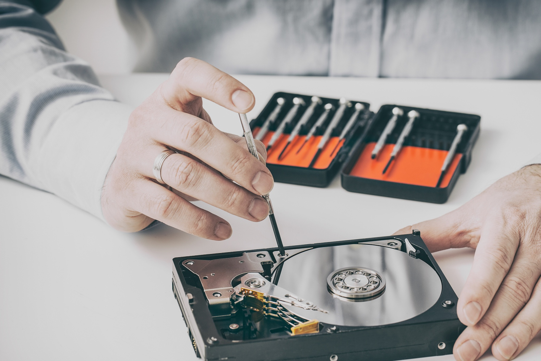 When disaster strikes, we've got you covered. - Are you prepared for a hard-drive crash, natural disaster, or malware attack?Springboard Media takes pride in our thorough data recovery services because we understand how important your information is to you. With three levels of data recovery services, our technicians can attempt recovery on nearly everything.
