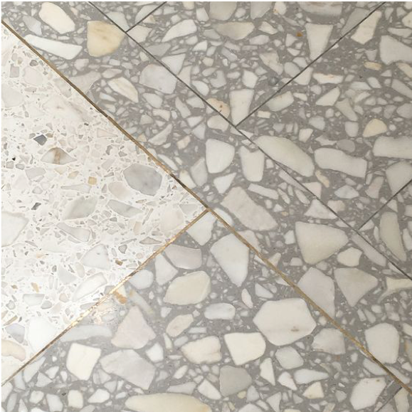The revival of terrazzo