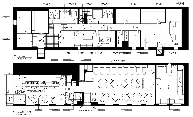 Crisci's Restaurant — Robert Cohen ArchitectRobert Cohen Architect
