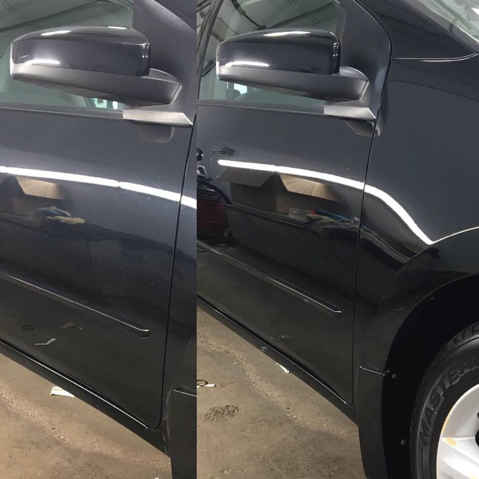 Buff and Paint Correction