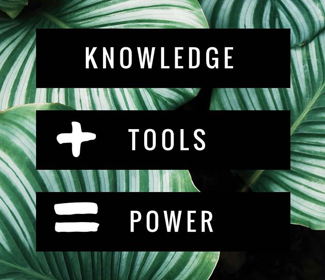If I've learned anything over the last few years, it's that self-help starts with this formula. . . Knowledge + Tools = Power . . If you turn a blind eye to knowing how to use your tools and resources, you're cheating yourself . . If don't stop to ask questions or get curious, you're cheating yourself . .  Don't give up the power 💫👊🏼 . . #selfhelp #knowledgeispower #knowledgeisfree #selfhealer #dailyinspo #knowledgeispower📚 #selfhelpquotes #selfhelptools #selfcare