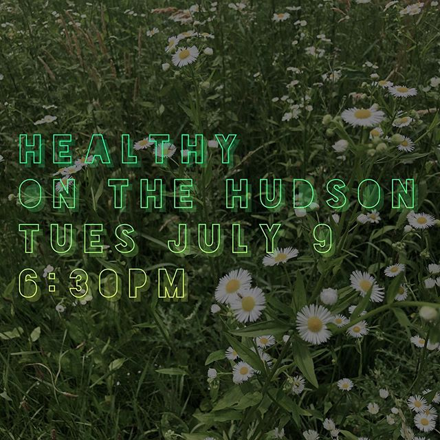 See you Tuesday?  Honored to be apart of Healthy on the Hudson this year! @the.path and @hudsonriverpark have partnered together to bring free mediations to the people on NYC (and it's visitors) every Tuesday in July.  I'm excited to be contributing with a mindfulness meditation this Tuesday at 6:30p. Bring your fam and friends and see you there 🙏🏼 💕 all levels are welcome.  Sign up with link in bio.  #newyorkcity #freemeditation #healthyonthehudson #nycmeditates #meditationnewyork