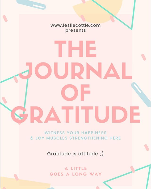 I'm feeling pretty grateful today 💫 - what about you? 👇🏻 Gratitude is a shift in attitude into love and light - if you're looking for **all the good feels that cons with gratitude** I made this simple (and free!) journal for practicing gratitude daily.  Download on my site - link in bio 💕 👇🏾 What are you thankful for today? 🙏🏻🙏🏽🙏🏿