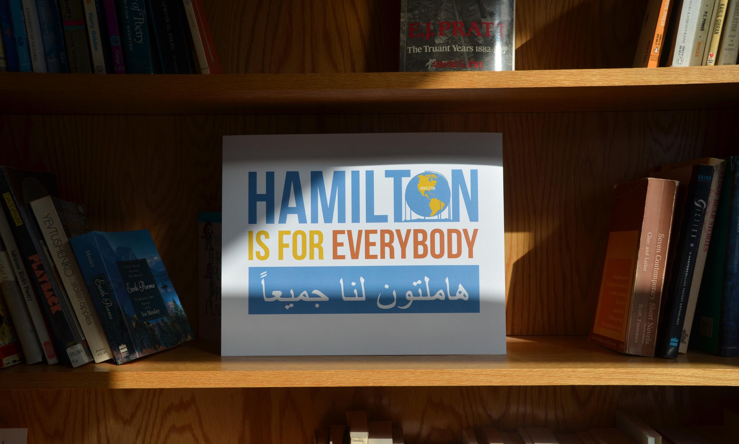 #10 Hamilton is for everyone.JPG