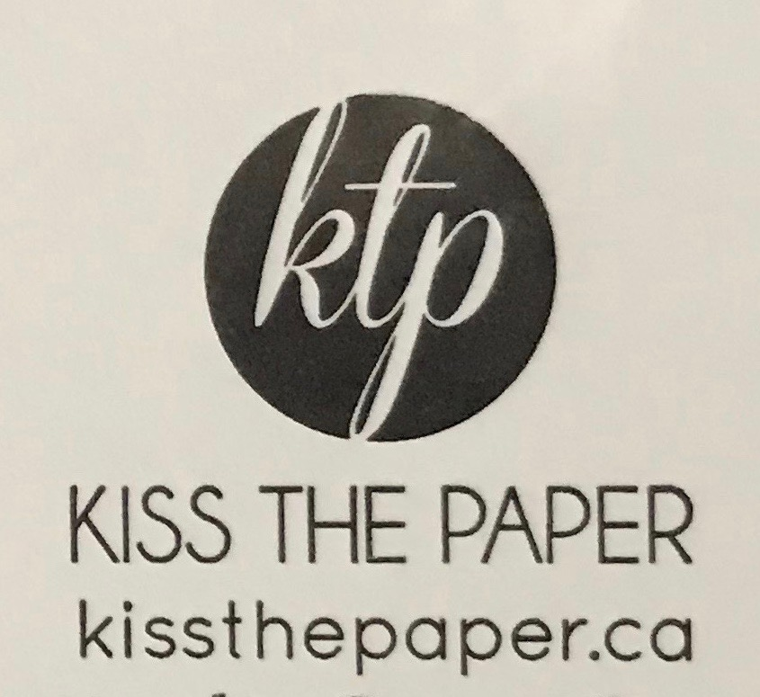 Kiss The Paper - Greeting Cards