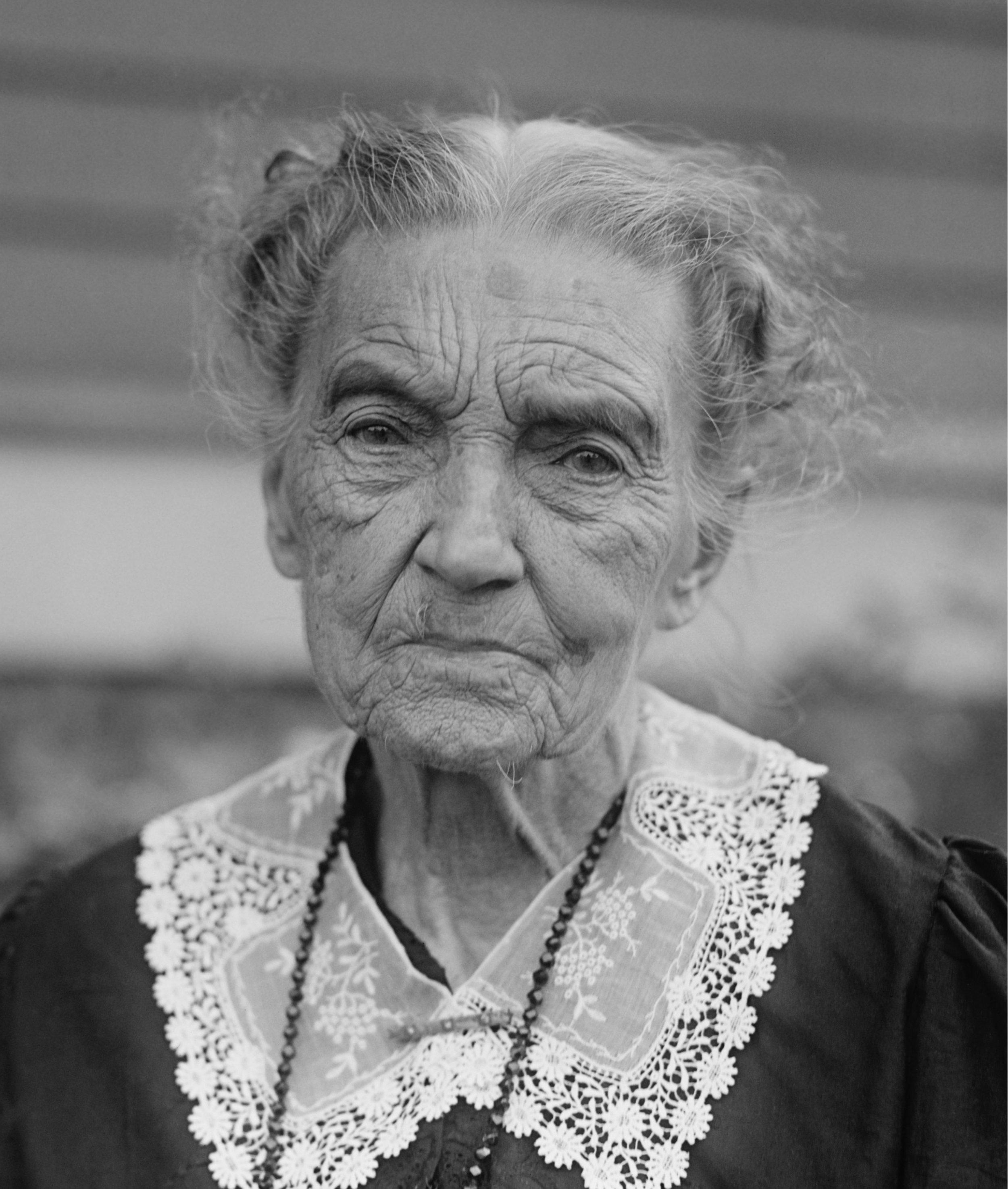 Portrait of Mrs. Guinelly. 1922, Washington, D.C. area