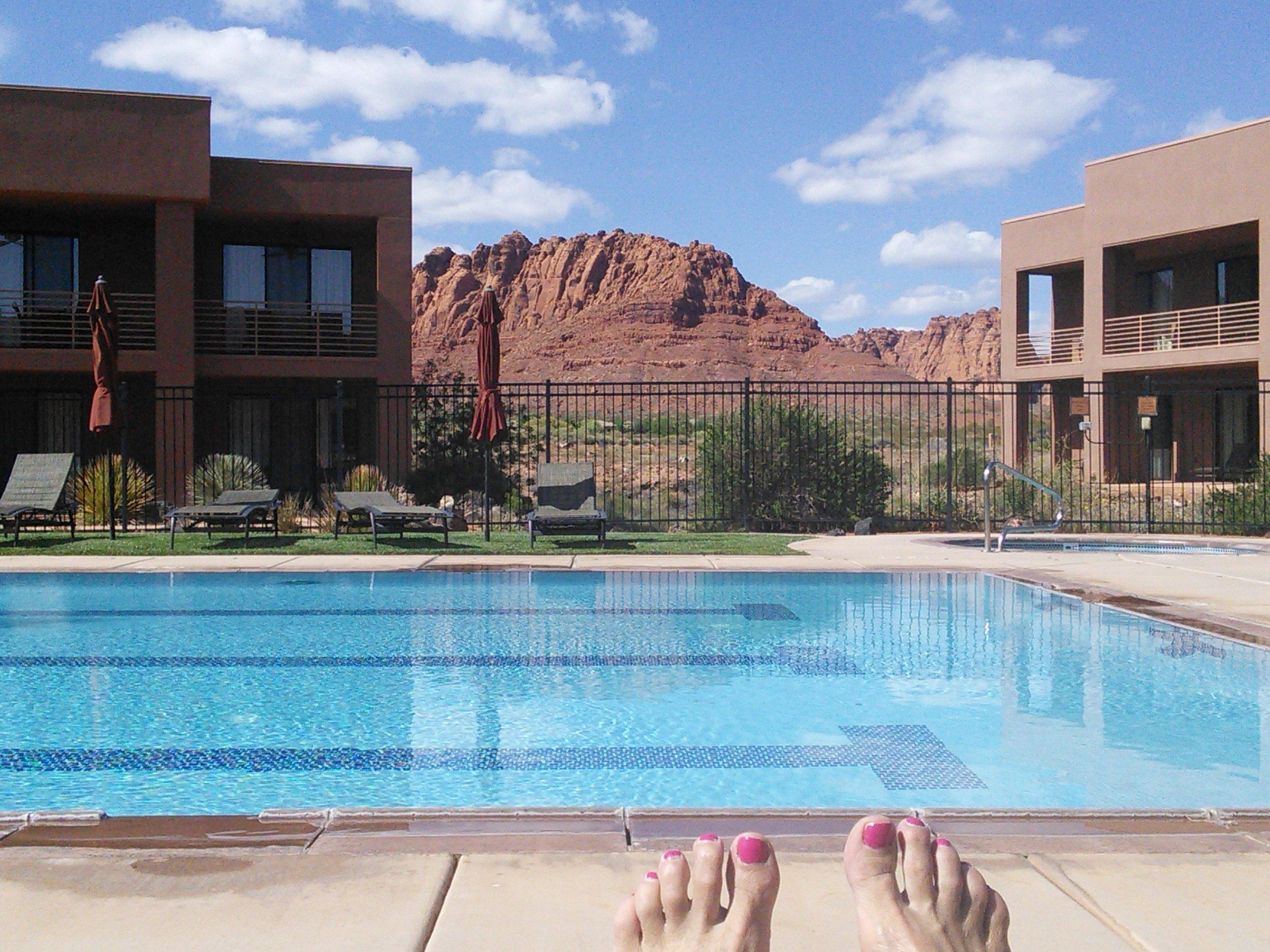 wellness vacation, jeri Donovan, fitness vacation, red mountain resort