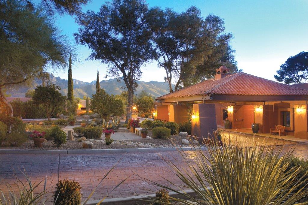 wellness vacation, well traveled, canyon ranch