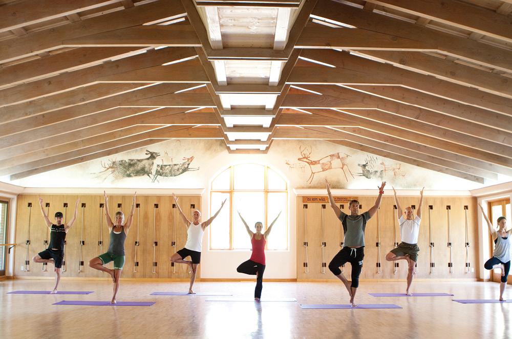 rancho la puerta yoga retreat