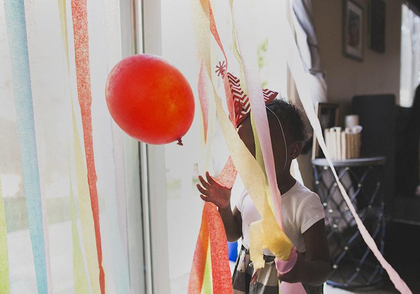 Laila's 2nd Birthday - An Elmo Party + Gender Reveal, Redondo Beach