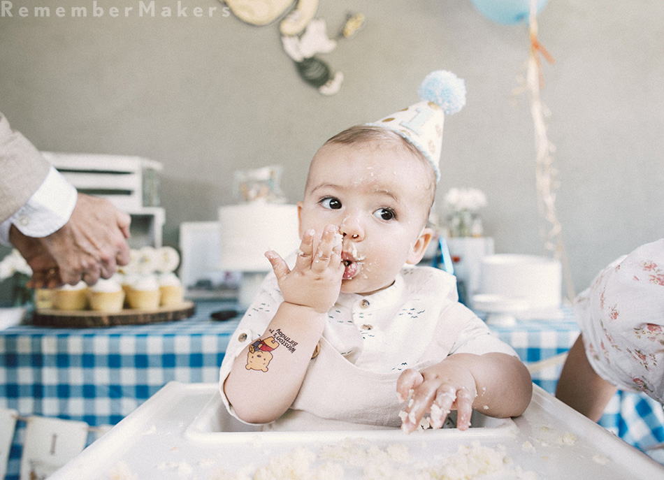 first birthday party photography los angeles winnie the pooh theme