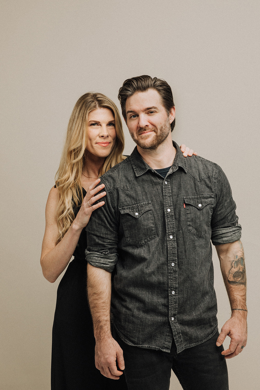 Hey guys! We are Lucas and Christa. - We caption and explanation goes here maybe an introduction and a thank you of some sorts. This can expand or get smaller depnding on how much text you want to put here. Thank you,Christa and Lucas Gifford