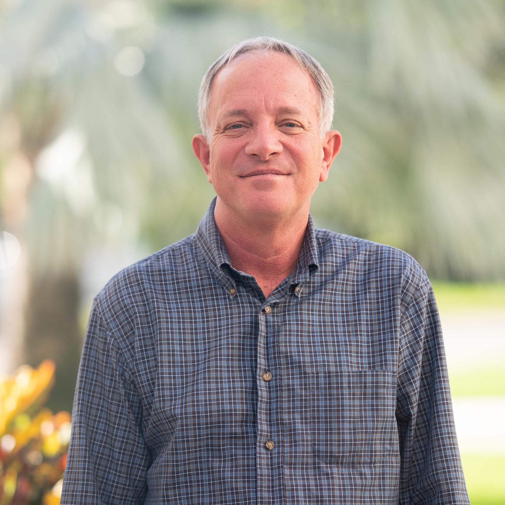 Ron Tobias - Executive Pastor