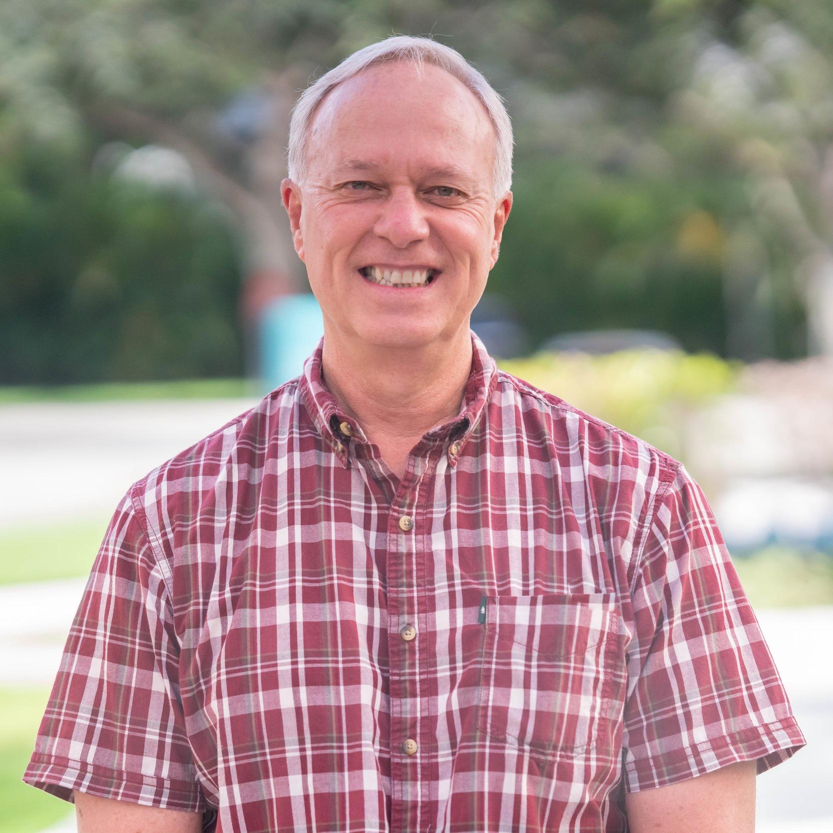 Dan Myers - Community Care Pastor