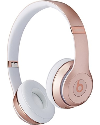 favorite headphones: beats by dre (mine are wireless and rose gold :) -