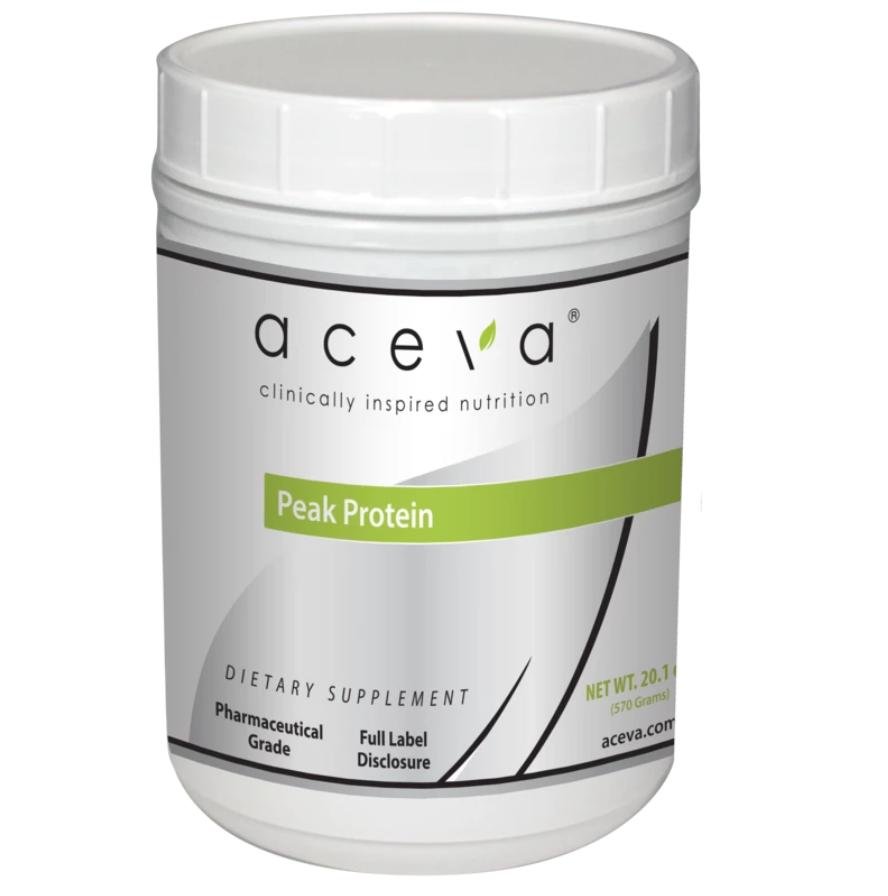 protein powder: aceva -