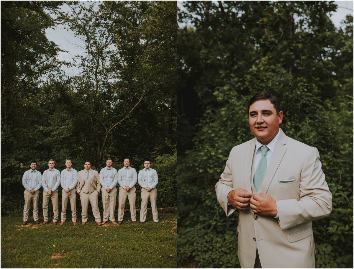 Boston Mountain Photo Co Northwest Arkansas Wedding Photographer