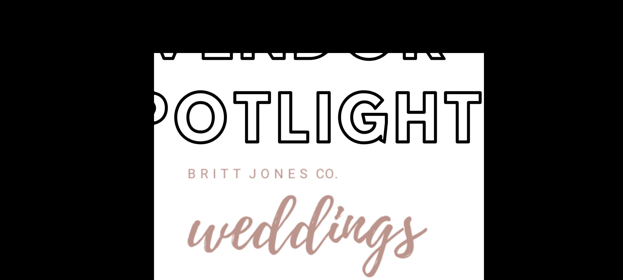 Britt Jones and Co Wedding Planner