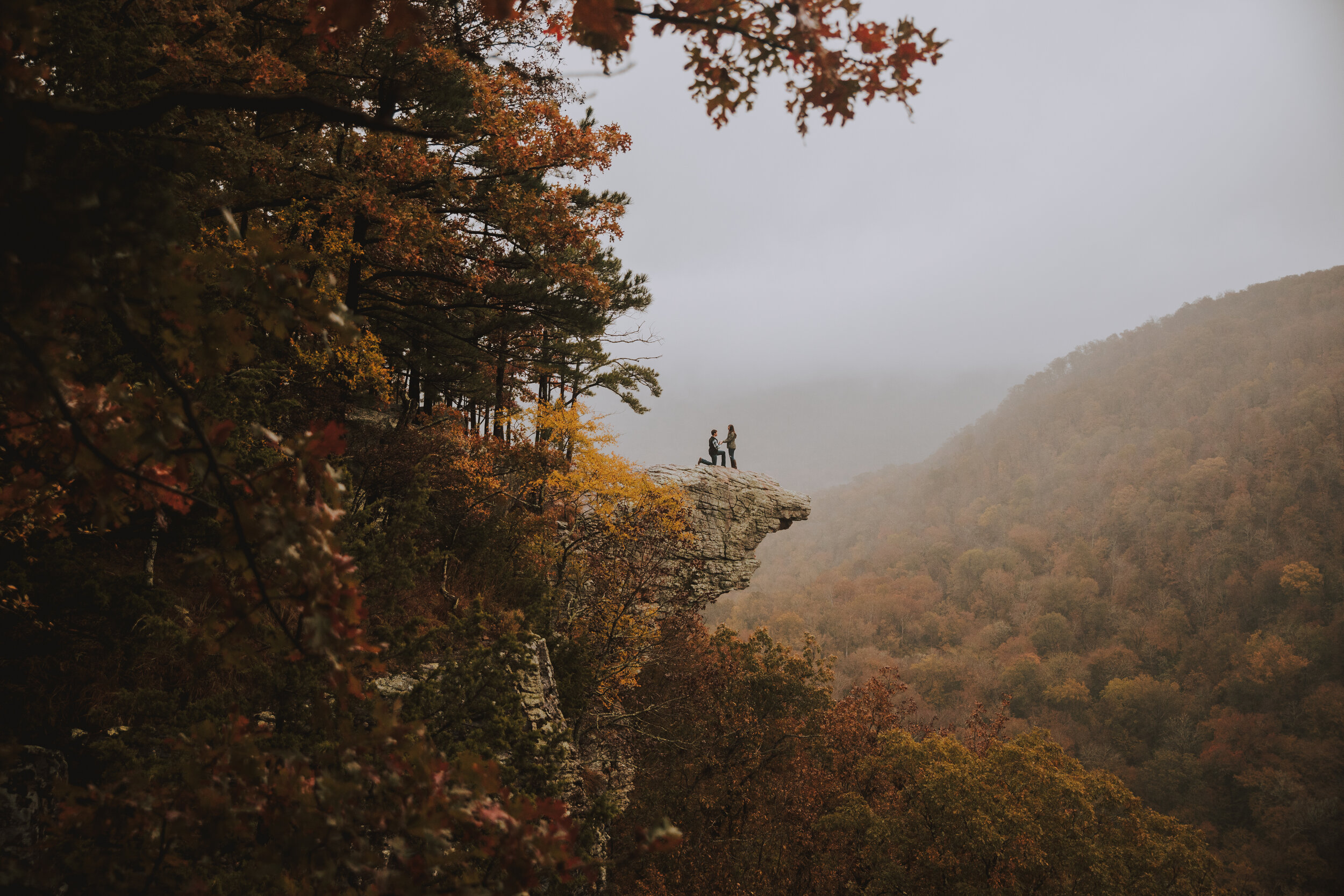 hawksbill crag proposal