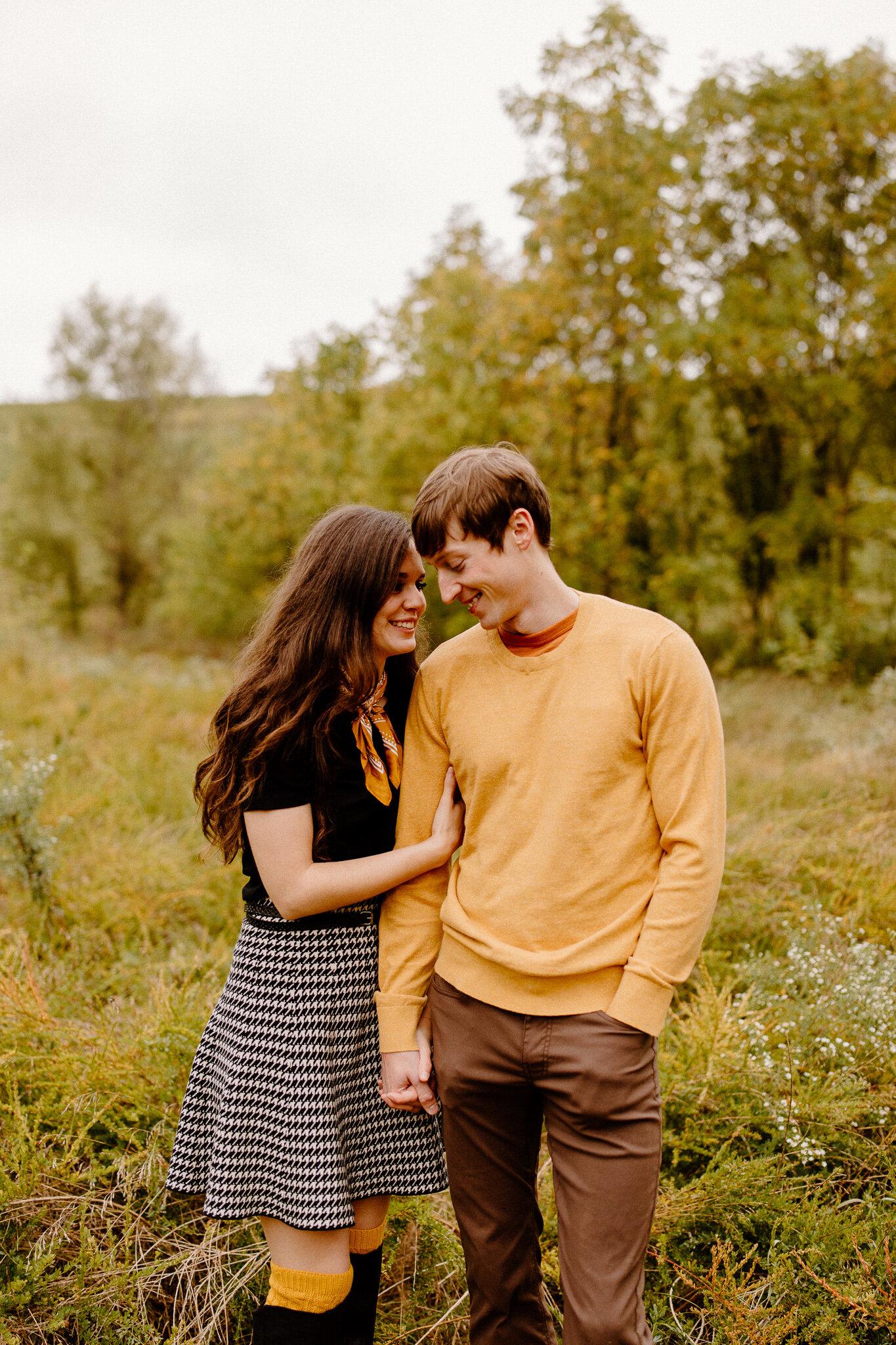 tanyard creek engagement photos