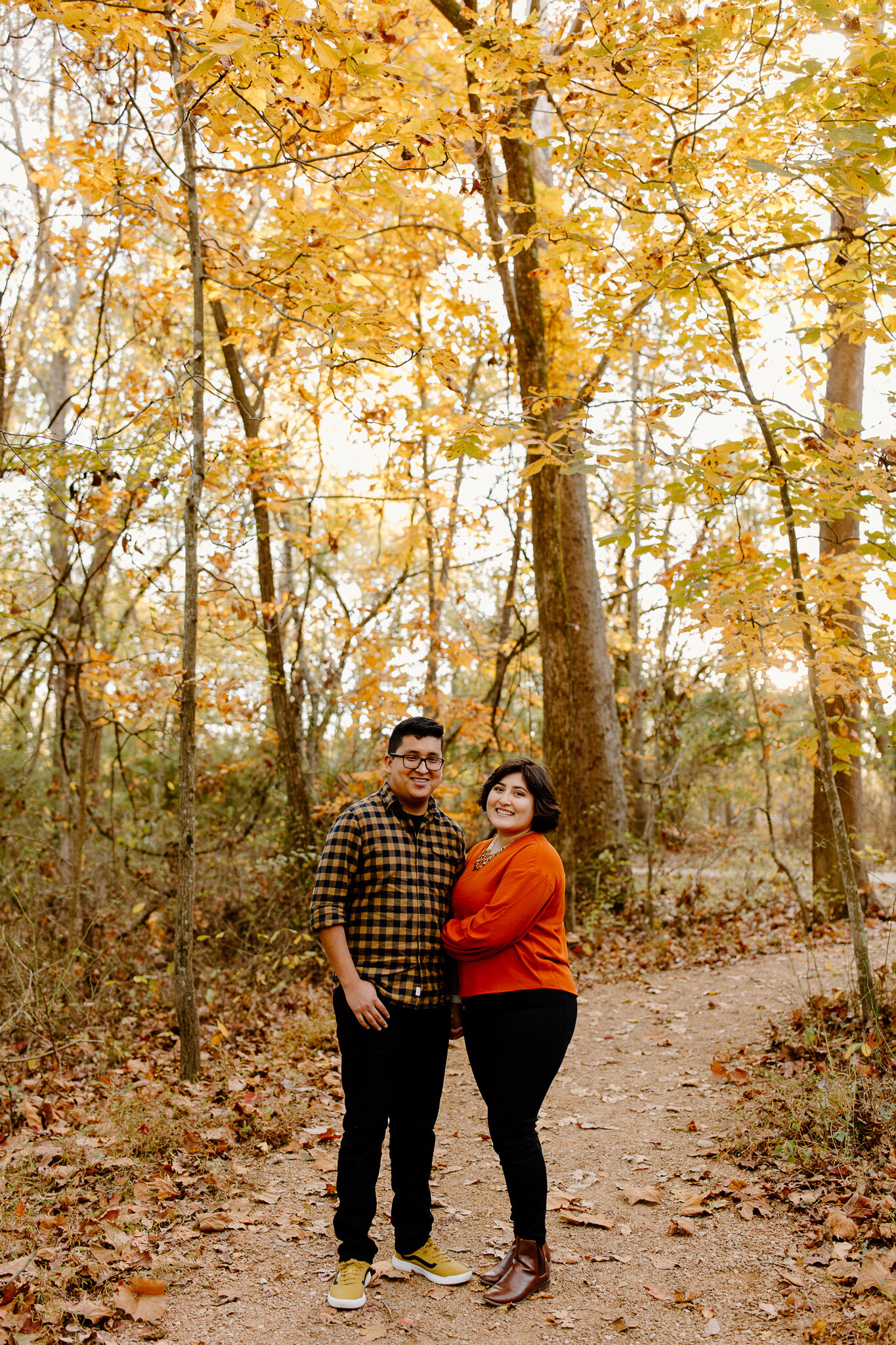 bentonville engagement photos
