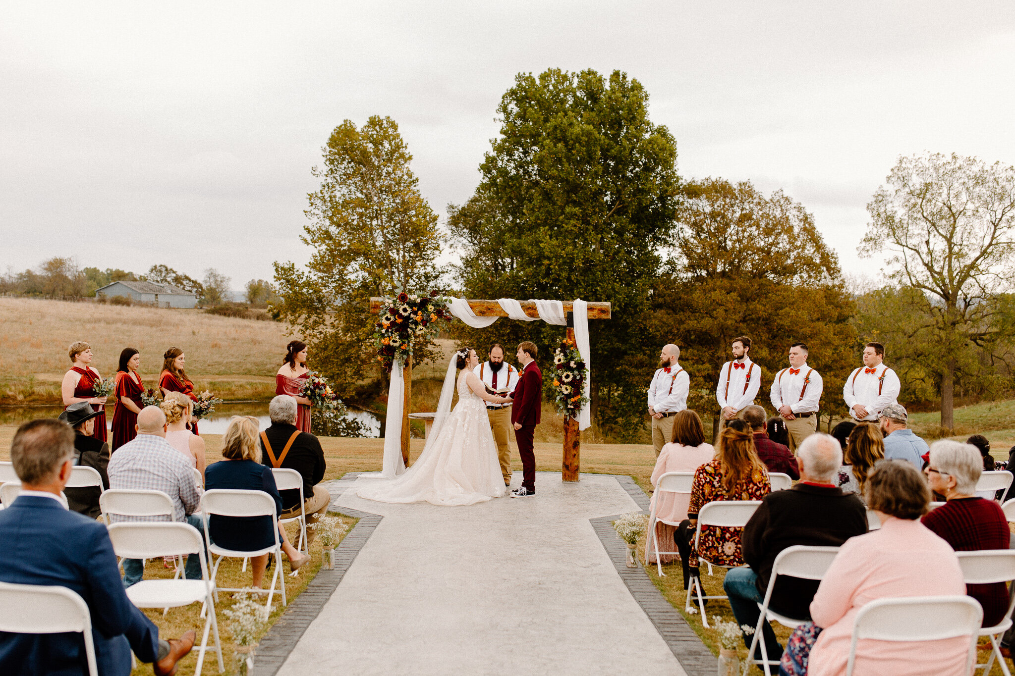 Willowbrook Arkansas wedding