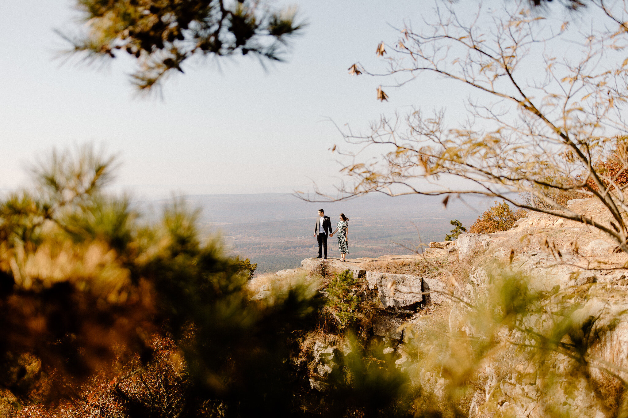 best places to get engaged in arkansas